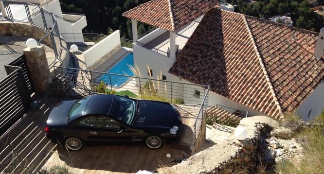 Villa Sierra de Altea II en Altea (3)