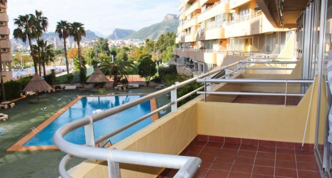Apartamento Aguamarina B en Calpe (2)