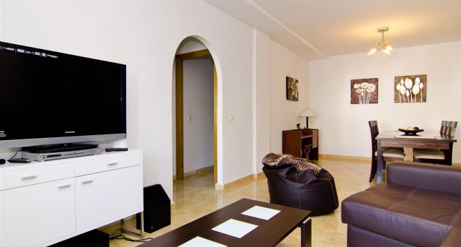 Apartamento Pueblo Mar en Calpe (2)