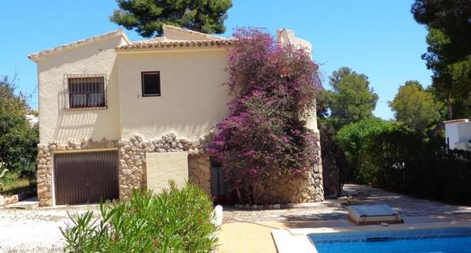 Villa el Portet en Moraira (1)