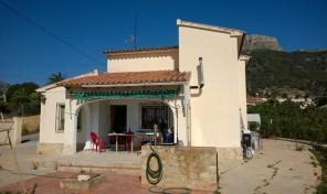 Canuta Villa in Calpe