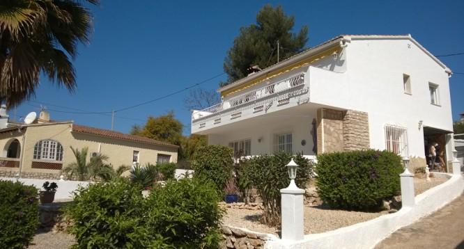 Villa Caleta en Calpe (1)