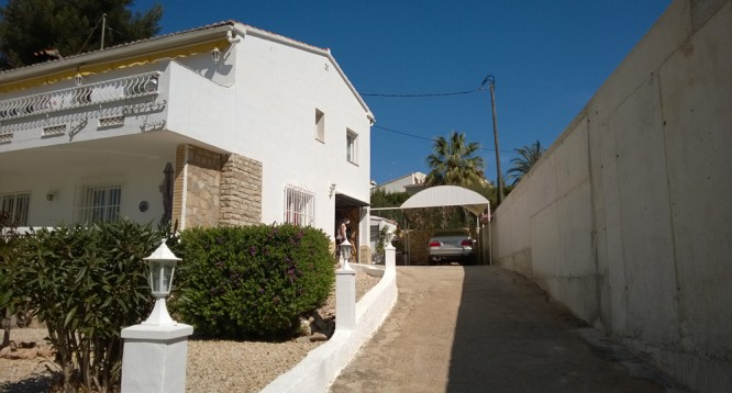 Villa Caleta en Calpe (2)