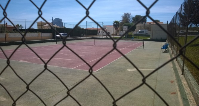 Adosado Calpe Park para alquilar en Calpe (28)