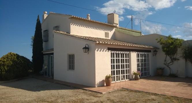 Casa Benimallunt en Benissa (1)