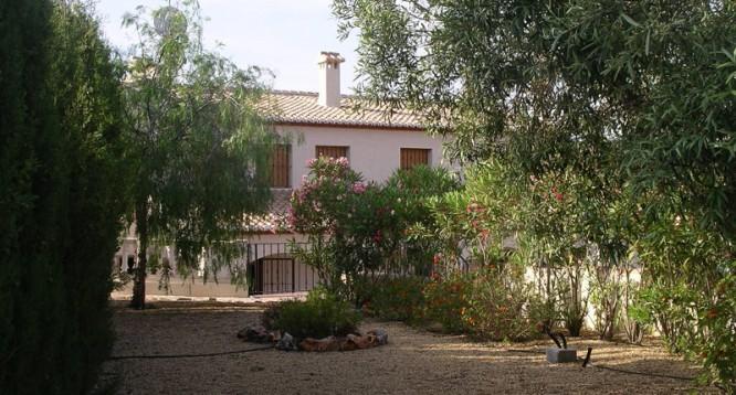 Casa Benimarraig en Benissa (18)
