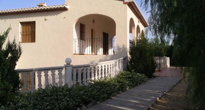 Casa Benimarraig en Benissa (20)