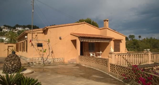 Casa Calcides en Benissa Costa (1)