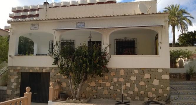 Casa Caleta para alquilar en Calpe (1)