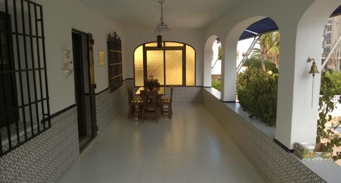 Casa Caleta para alquilar en Calpe (5)