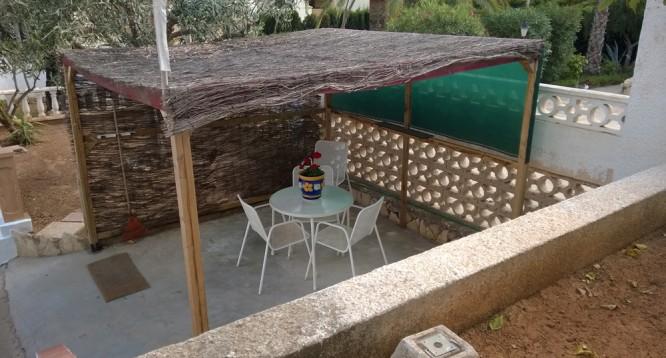 Casa Caleta para alquilar en Calpe (7)