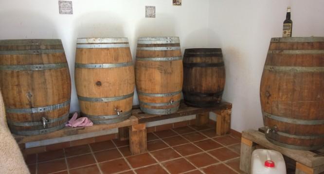 Casa de campo Paratella en Benissa (11)