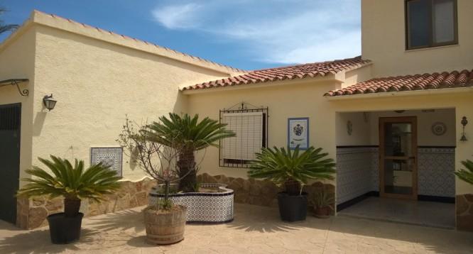 Casa de campo Paratella en Benissa (18)