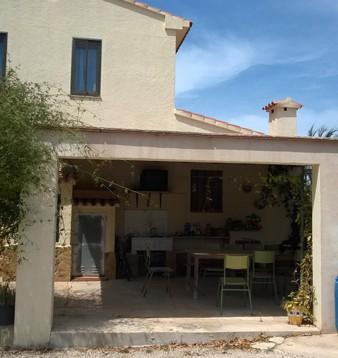 Casa de campo Paratella en Benissa (5)