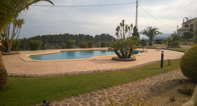 Bungalow Panorama Villa en Teulada (41)