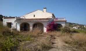 Casa de campo Xurra en Teulada (1)