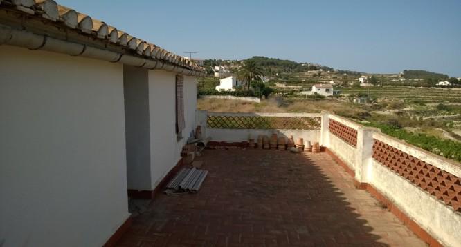 Casa de campo Xurra en Teulada (28)