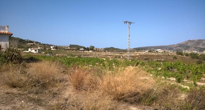 Casa de campo Xurra en Teulada (30)