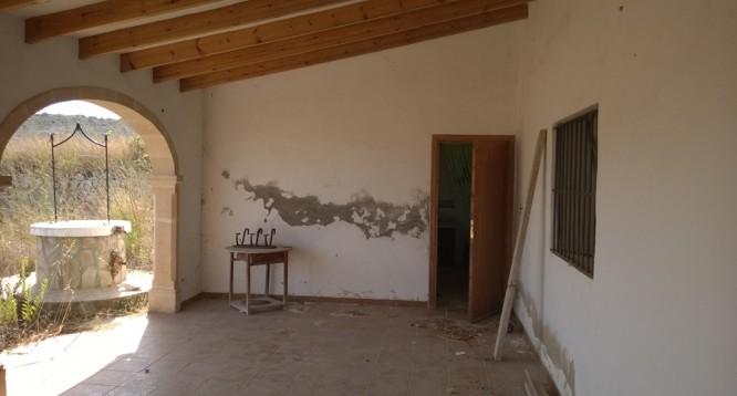 Casa de campo Xurra en Teulada (4)