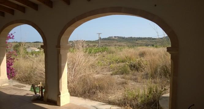 Casa de campo Xurra en Teulada (6)