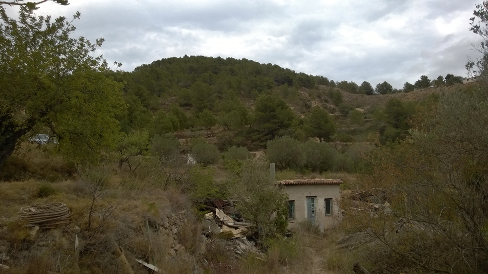 Plot with cottage in benissa buy a house in calpe - Casas en benissa ...