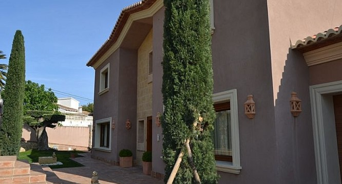 Villa Pirineos en Moraira (3)