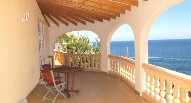 Villa Maryvilla en Calpe (1)