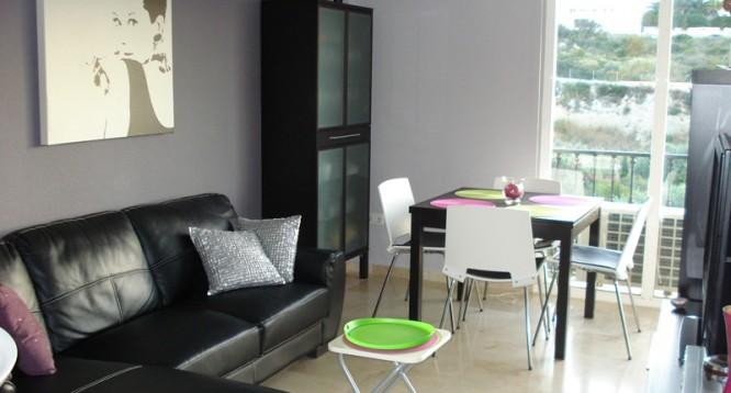 Apartamento Residencial Cala Manzanera en Calpe (1)