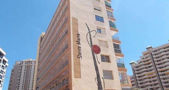 Apartamento Santa Marta en Calpe (2)