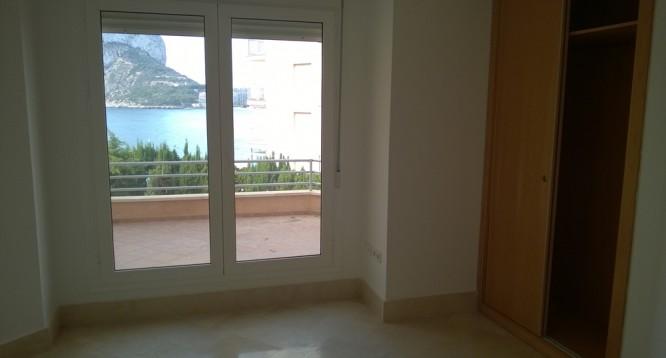 Apartamento bajo  Horizonte en Calpe (11)