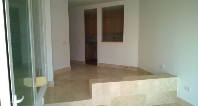 Apartamento bajo  Horizonte en Calpe (3)