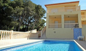 Bungalow pareado Casanova en Calpe (1)