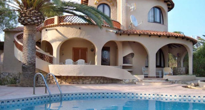 Casa Canuta Baja en Calpe (1)