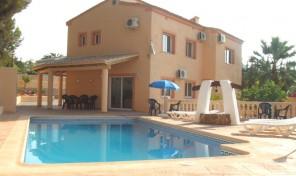 Pinos Villa in Calpe