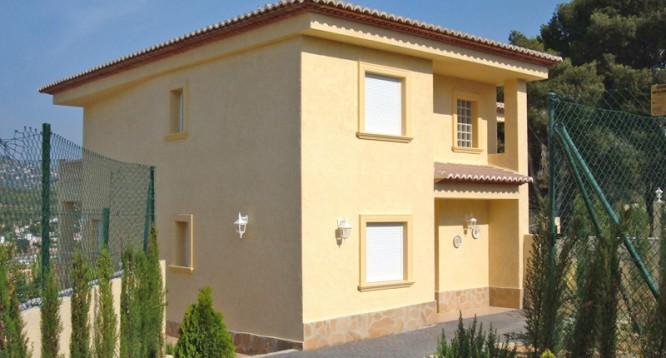 Casa pareada Casanova A en Calpe (2)