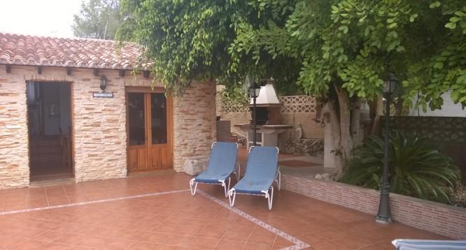Villa Carrio Alto para alquilar en Calpe (3)