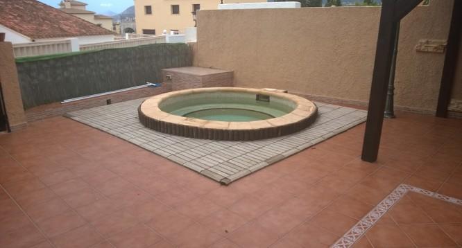 Villa Carrio Alto para alquilar en Calpe (4)