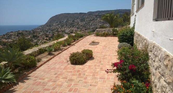 Villa Cucarres para alquilar en Calpe (24)