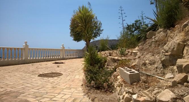 Villa Cucarres para alquilar en Calpe (40)