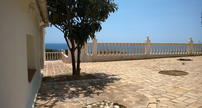 Villa Cucarres para alquilar en Calpe (41)