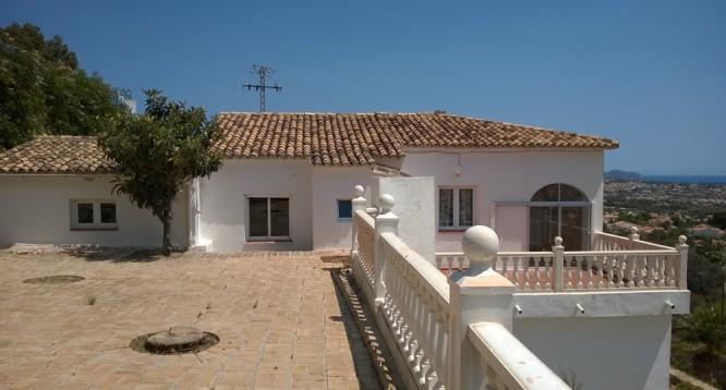 Villa Cucarres para alquilar en Calpe (45)