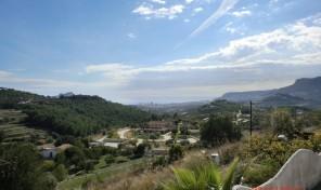 Llenes Villa in Benissa
