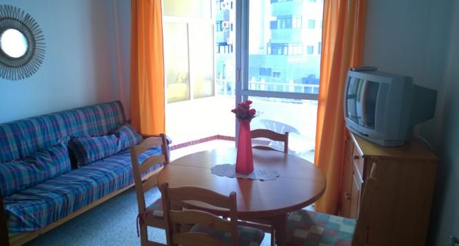 Apartamento Costa Blanca II en Calp (11)