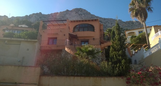 Villa Maryvilla K en Calpe (1)