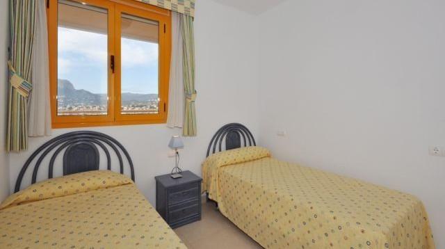 Apartamento Ambar Beach en Calpe (6)