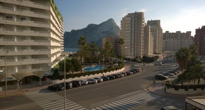 Apartamento Coral Beach frontal en Calpe (1)