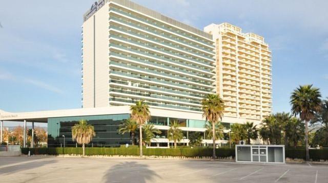 Apartamento Ambar Beach en Calpe (1)