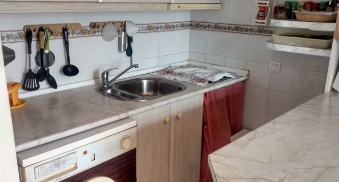 Apartamento Arenal V en Calpe (11)