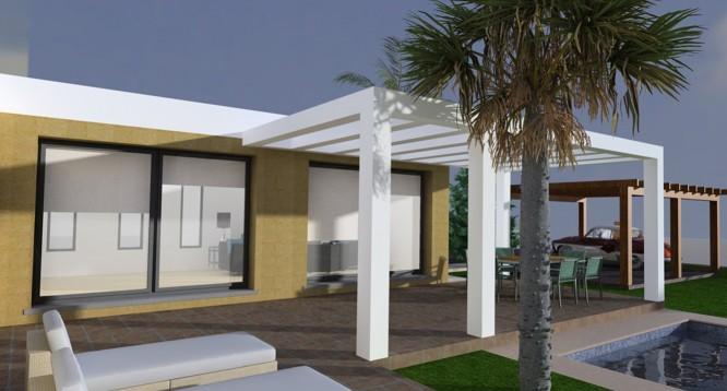 Parcela con proyecto Benimaurell en Moraira (4)