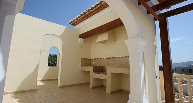 Villa Jean Genet en Javea (1)